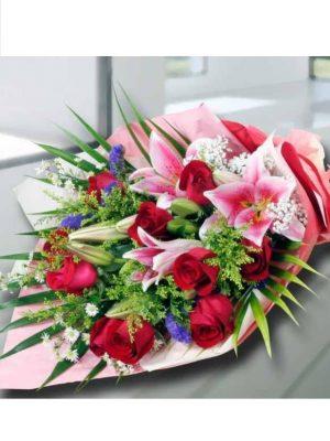 Order Dazzling Flower Bouquet Melbourne