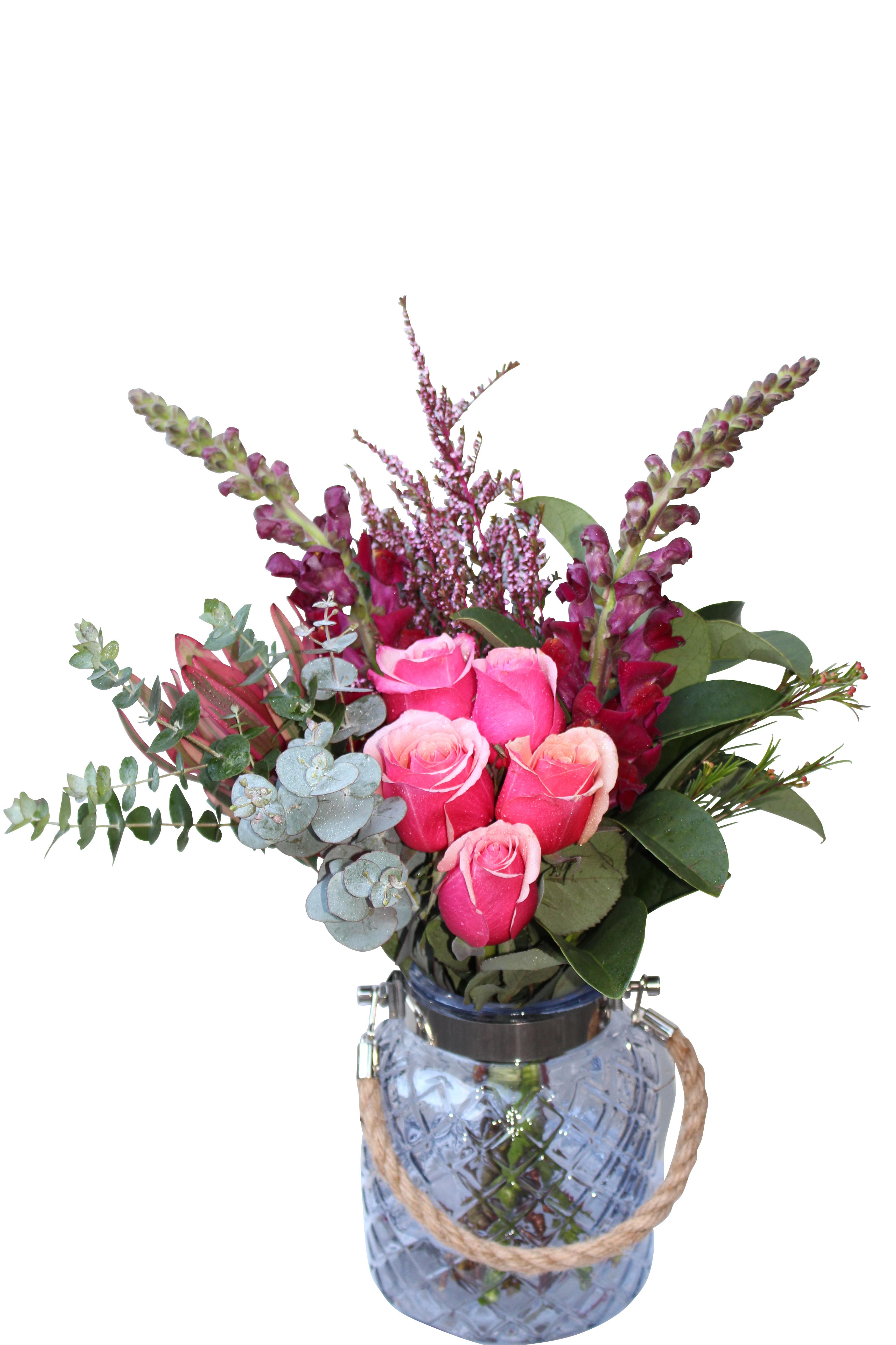 Mother's Day Kensington Posy in Vase