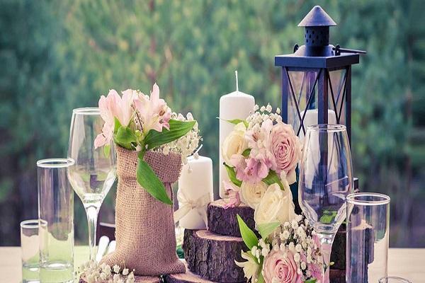 Wedding Lantern Centerpiece Melbourne