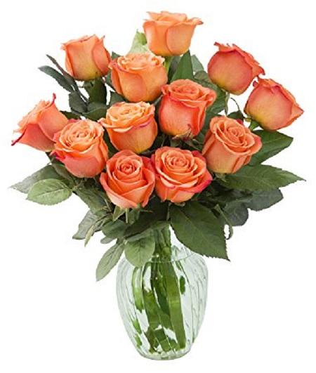 Orange Roses delivery melbourne