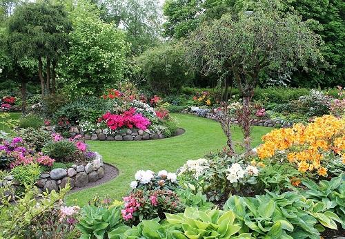 Miniature Botanical Garden