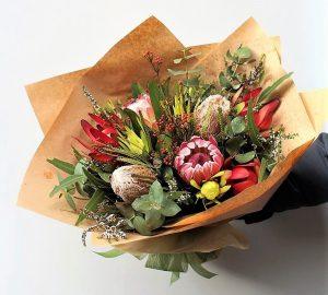 Send Native Bliss Bouquet Melbourne