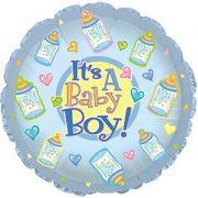 Foil Baby Boy - Balloon