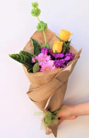 Send Plush Flower Bouquet Melbourne