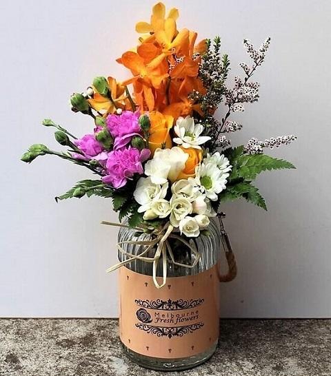 Buy Winter Flower Vase Arrangement Melbourne