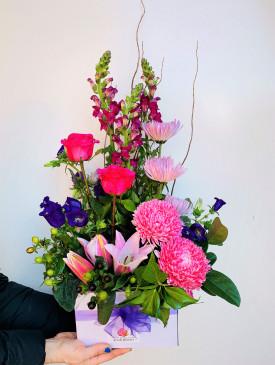 Botanique Box Arrangements
