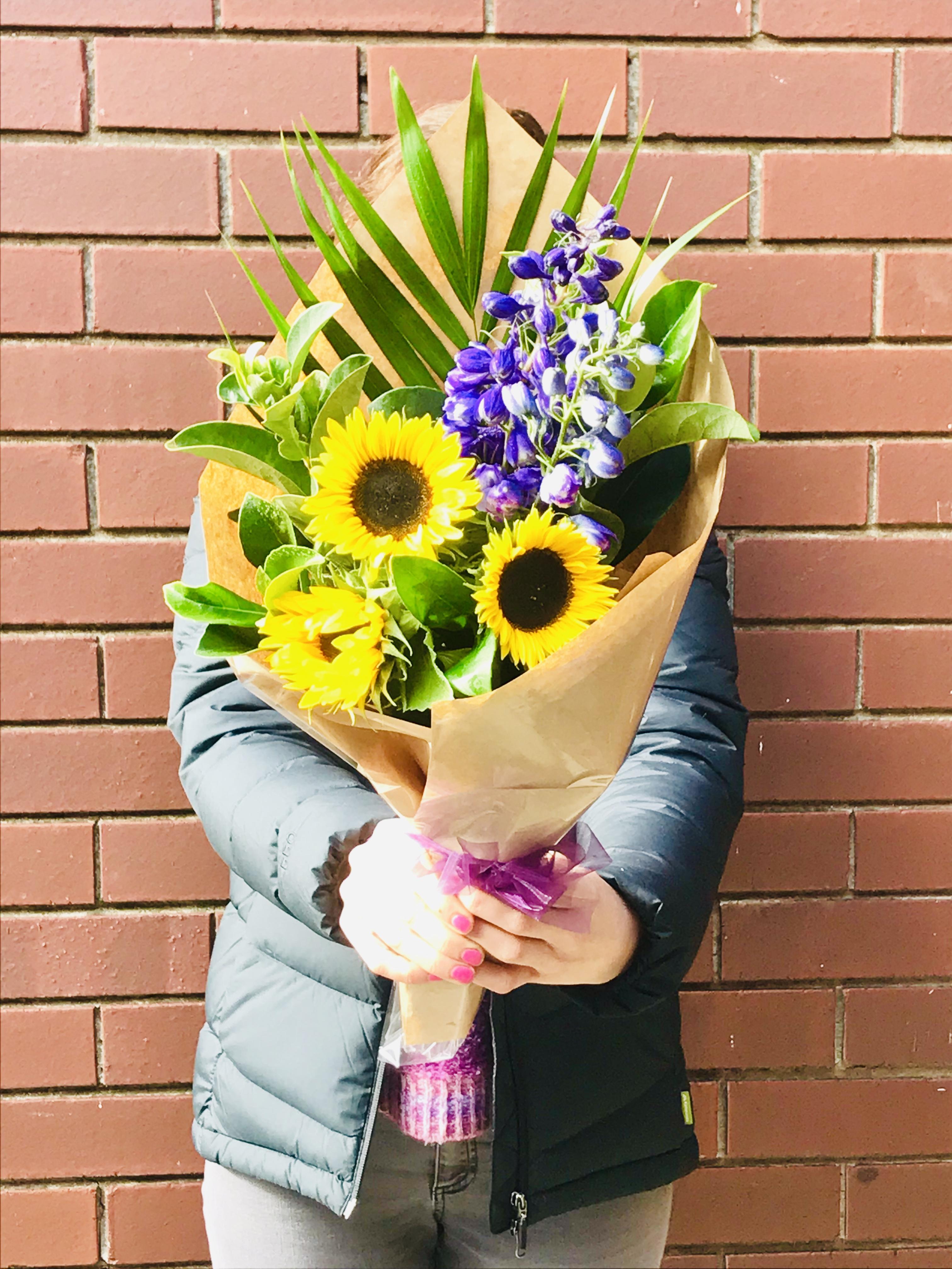 Sunflower Loving
