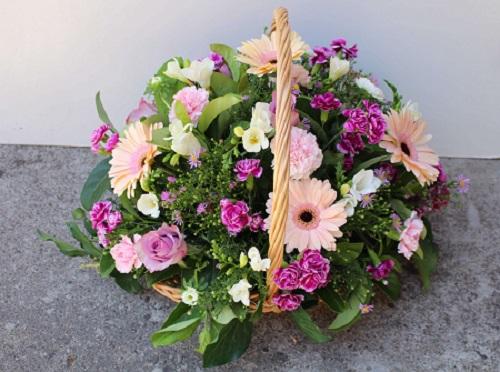 Order Halloween Party Flowers Basket Arrangement Melbourne