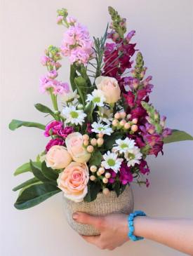 Joyful Life Flower Arrangement