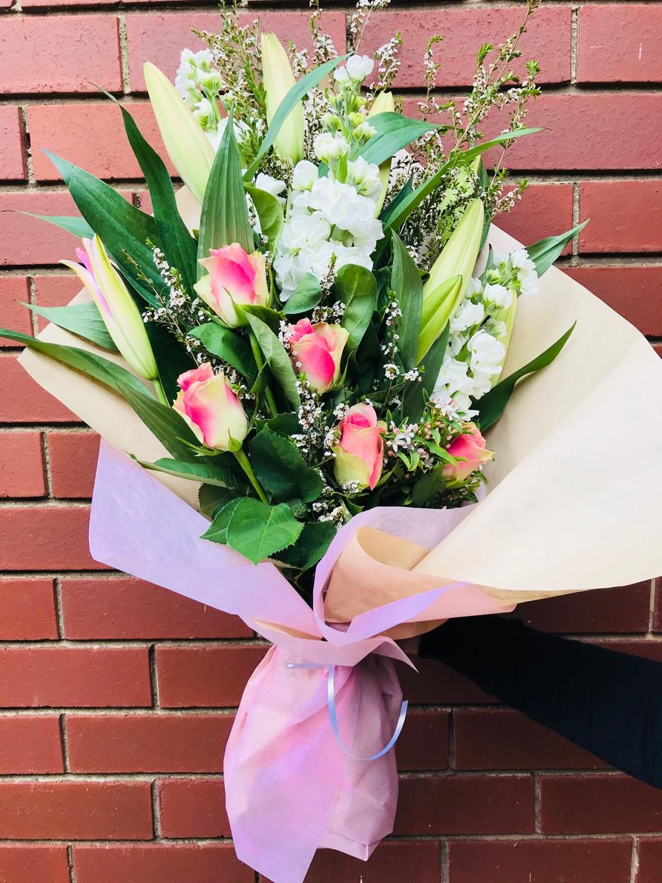 Large Spring Garden Bouquet
