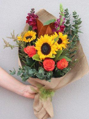 Order Bright Posy Bouquet Online