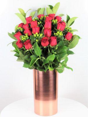 Red Love Arrangement