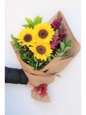 Send Sunrise Flower Bouquet Melbourne