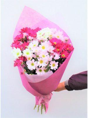 Order Mix Chrysanthemum Bouquet