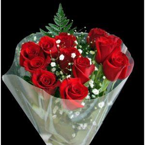 Online order Red Roses Bouquet Melbourne