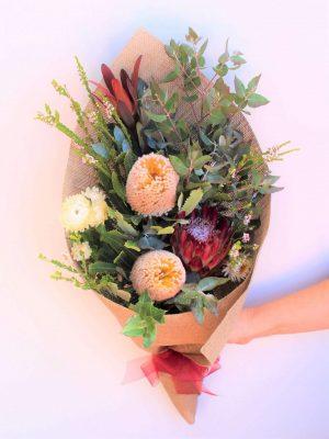 Order Native Beauty Bouquet Online Melbourne