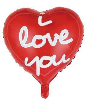Foil I Love You - Ballloon