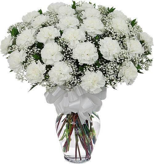 Sympathy Carnations in Melbourne