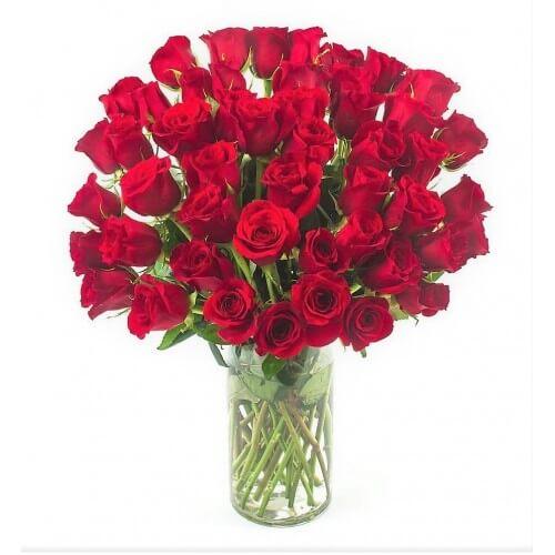 Divine Love Roses Arrangement for Valentine Melbourne