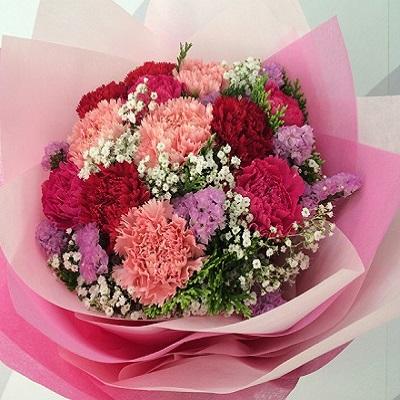 Carnation Bouquet online in Melbourne