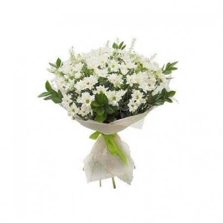 Chrysanthemum Bouquet Online Melbourne