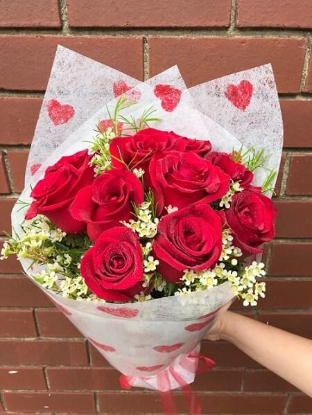Order Online Roses Melbourne