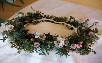 Flower Crown Arrangements