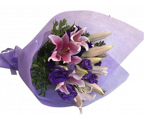 Lavender Roses Online Melbourne
