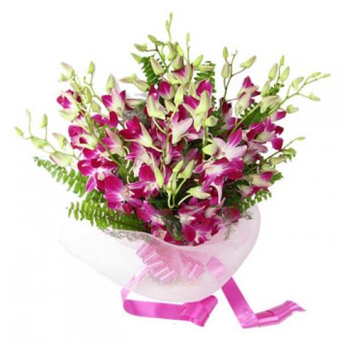 Order Orchid Bouquet Online Delivery Melbourne