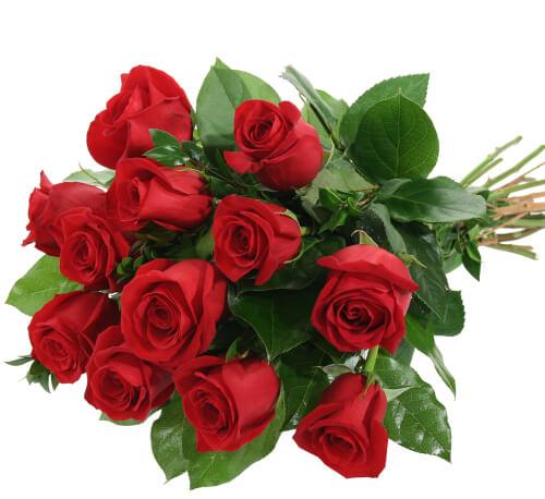 Order Red Roses Bouquet Online Melbourne