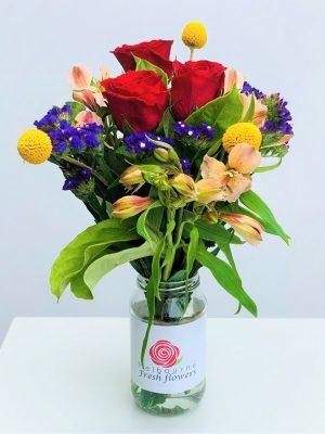 Send Here For You Flower Jar Online