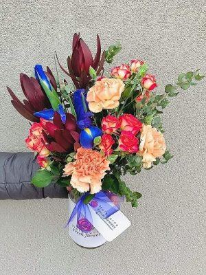 Order Beautiful Blooms Jar Online Melbourne