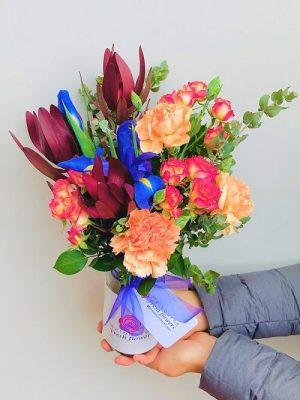 Order Beautiful Blooms Jar Online