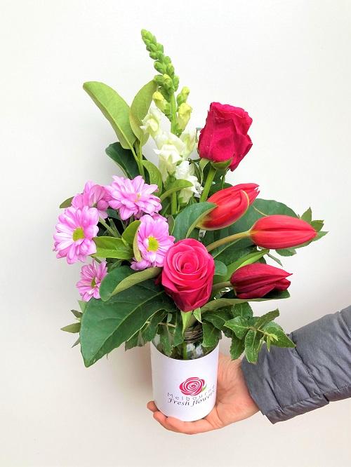 Order Flowers for New Baby Girl Melbourne