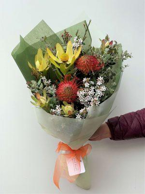 Native Blush Flower Bouquet