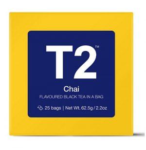 Chai Gift Cube -T2 Tea