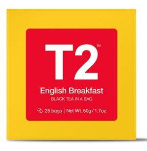 English Breakfast – T2 Tea