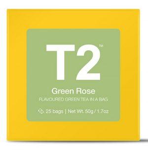 Green Rose Gift Cube – T2 Tea