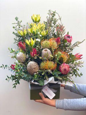 Classic Native Flower Box